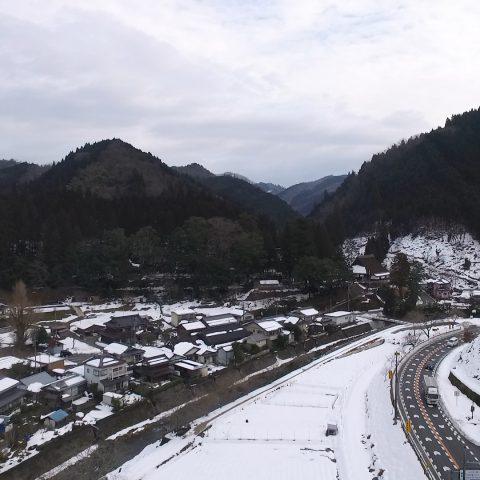 福知山市三和町河合地区:風景や人のぬくもりを紡ぎ直すvol.1