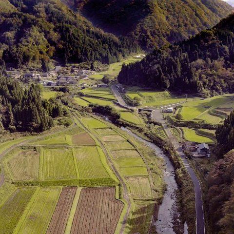 京丹後市弥栄町野間地区:人と自然の心地よい関係 vol.1